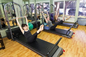 pilates of old town